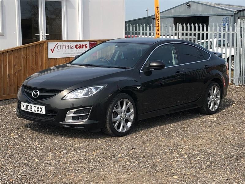 used Mazda Mazda6 TAMURA in cambridgeshire-for-sale