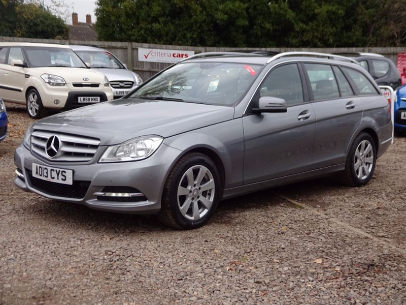 used Mercedes C220 CDI BLUEEFFICIENCY EXECUTIVE SE in cambridgeshire-for-sale