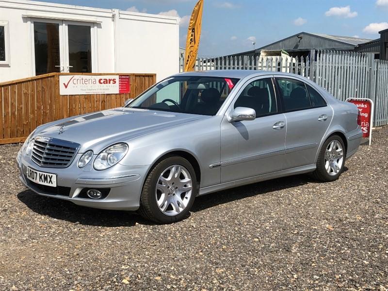 used Mercedes E320 CDI ELEGANCE in cambridgeshire-for-sale
