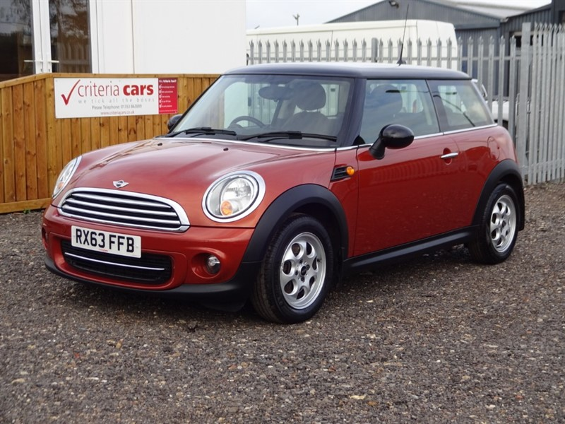 used MINI Cooper COOPER in cambridgeshire-for-sale