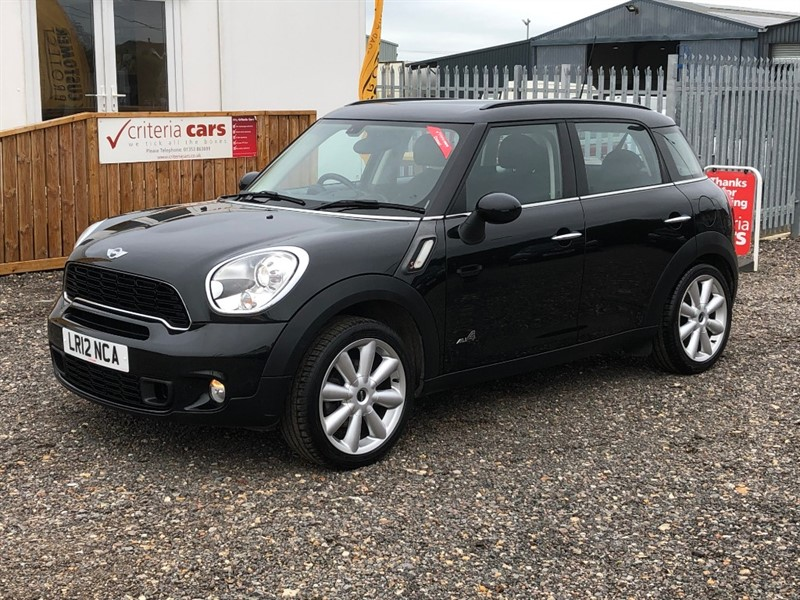 used MINI Countryman COOPER SD ALL4 used cars Ely, Cambridge in cambridgeshire-for-sale