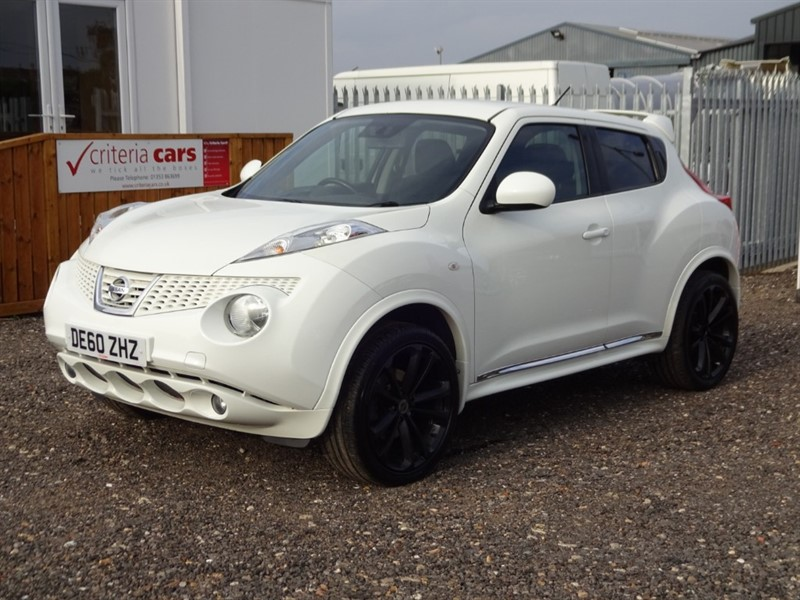 used Nissan Juke ACENTA SPORT DIG-T in cambridgeshire-for-sale