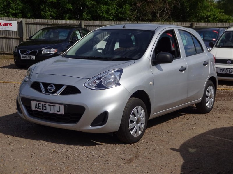 used Nissan Micra VISIA in cambridgeshire-for-sale