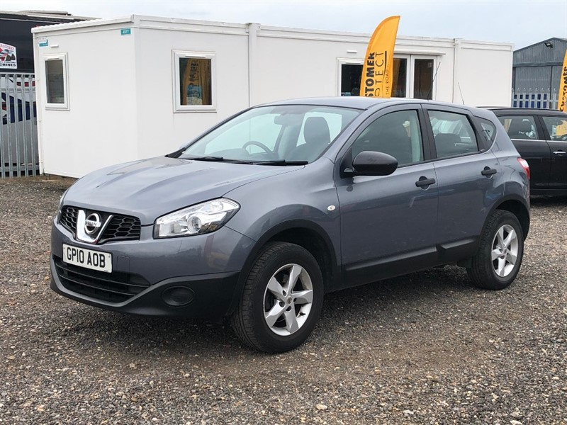 used Nissan Qashqai VISIA used cars Ely, Cambridge in cambridgeshire-for-sale