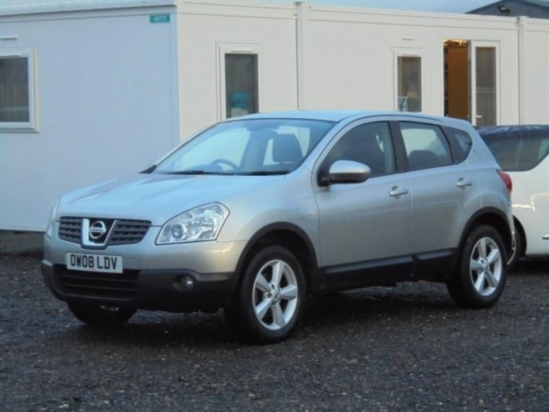 used Nissan Qashqai ACENTA in cambridgeshire-for-sale