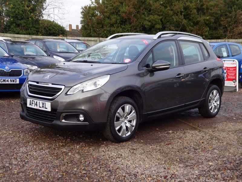 used Peugeot 2008 HDI ACTIVE in cambridgeshire-for-sale