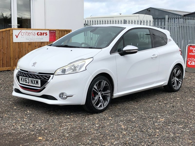 used Peugeot 208 THP GTI in cambridgeshire-for-sale
