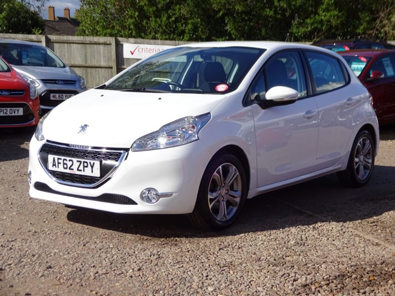 used Peugeot 208 ACTIVE in cambridgeshire-for-sale