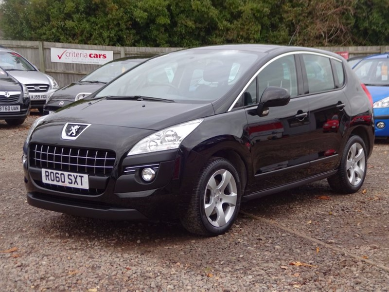 used Peugeot 3008 SPORT in cambridgeshire-for-sale