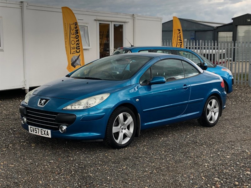used Peugeot 307 SPORT HDI used cars Ely, Cambridge in cambridgeshire-for-sale