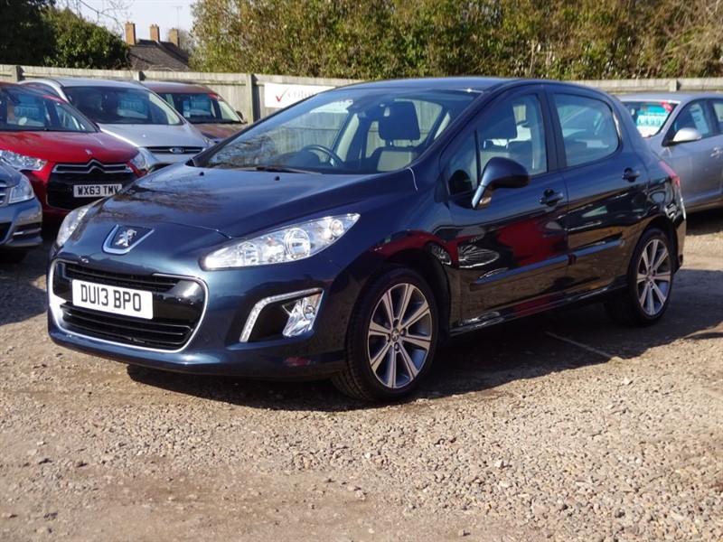 used Peugeot 308 ACTIVE in cambridgeshire-for-sale