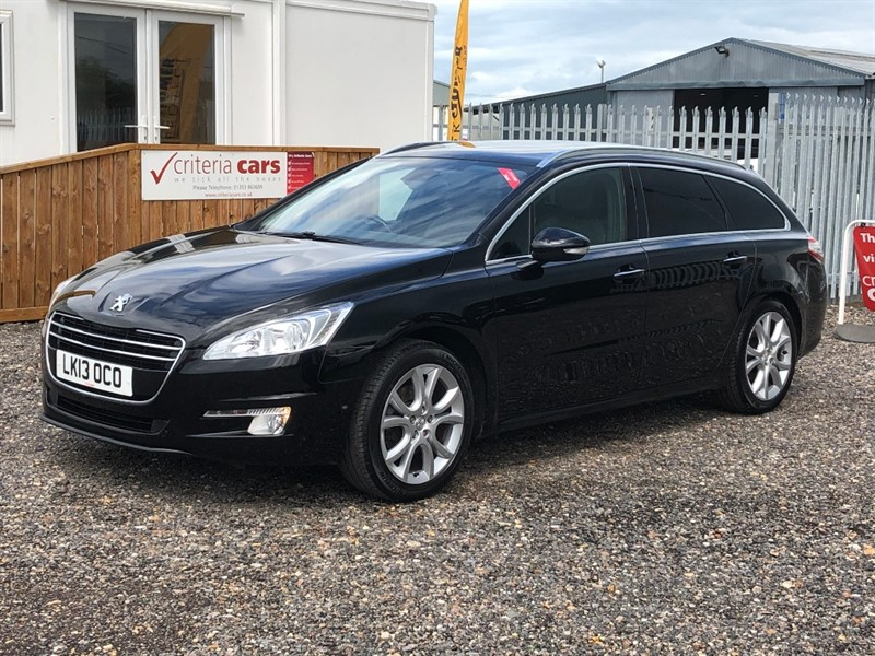 used Peugeot 508 HDI SW ALLURE used cars Ely, Cambridge in cambridgeshire-for-sale