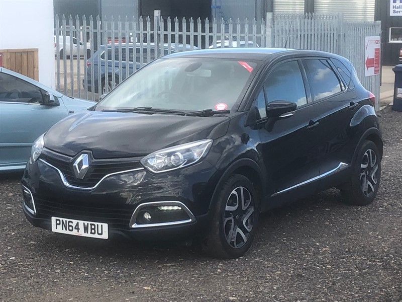 used Renault Captur DYNAMIQUE S MEDIANAV ENERGY DCI S/S in cambridgeshire-for-sale