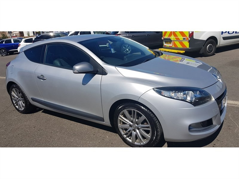 used Renault Megane GT LINE TOMTOM TCE in cambridgeshire-for-sale