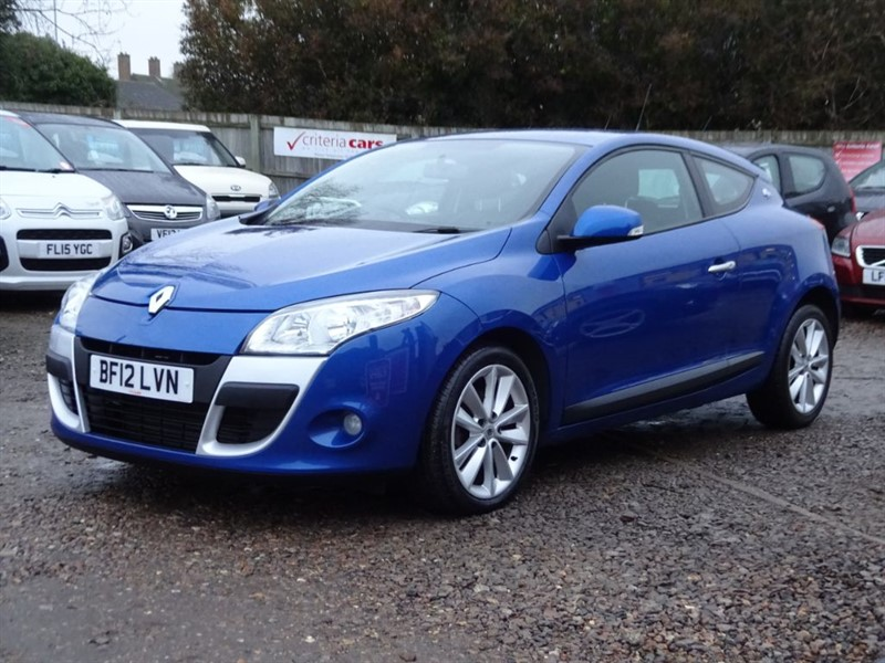 used Renault Megane I-MUSIC DCI in cambridgeshire-for-sale
