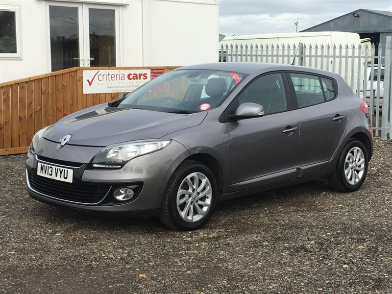 used Renault Megane DYNAMIQUE TOMTOM DCI in cambridgeshire-for-sale