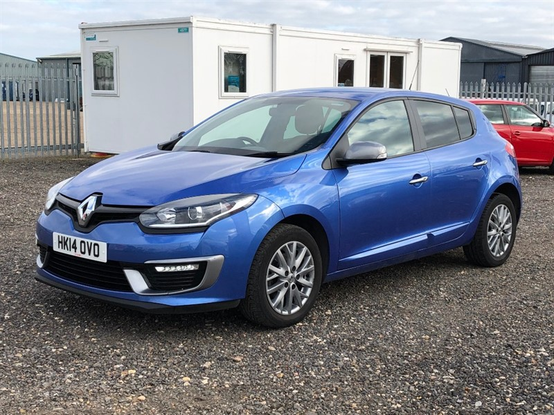 used Renault Megane KNIGHT EDITION VVT in cambridgeshire-for-sale