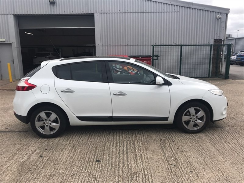 used Renault Megane DYNAMIQUE DCI in cambridgeshire-for-sale