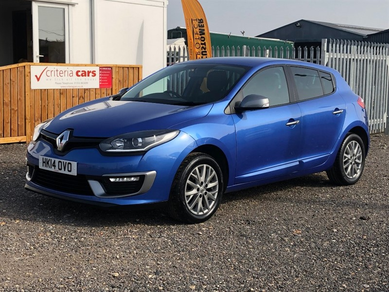 used Renault Megane KNIGHT EDITION VVT used cars Ely, Cambridge in cambridgeshire-for-sale