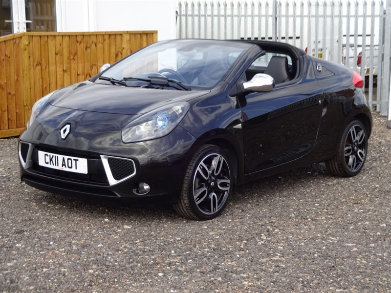 used Renault Wind GT LINE TCE in cambridgeshire-for-sale
