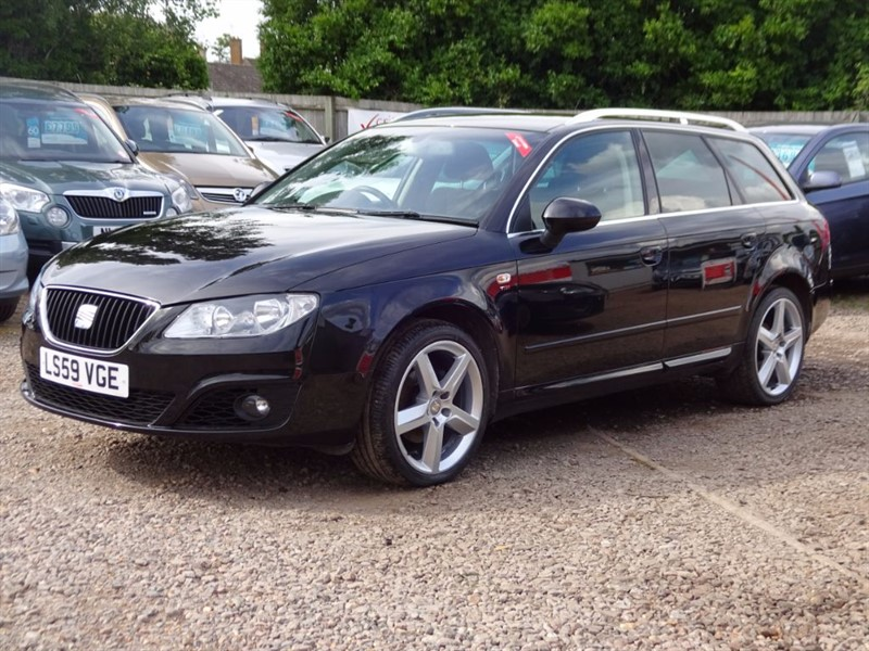 used SEAT Exeo SPORT CR TDI in cambridgeshire-for-sale