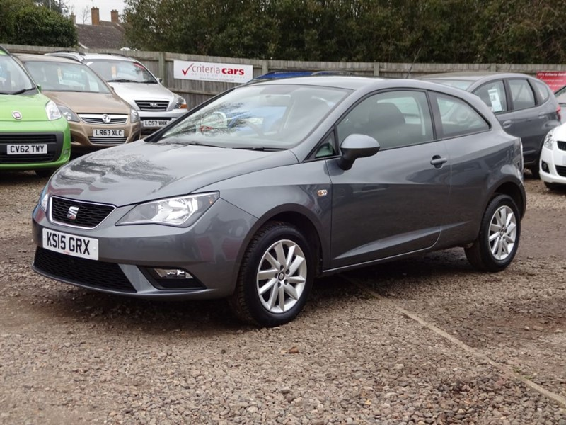 used SEAT Ibiza SE in cambridgeshire-for-sale