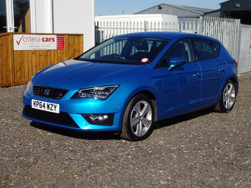 used SEAT Leon TSI FR TECHNOLOGY in cambridgeshire-for-sale