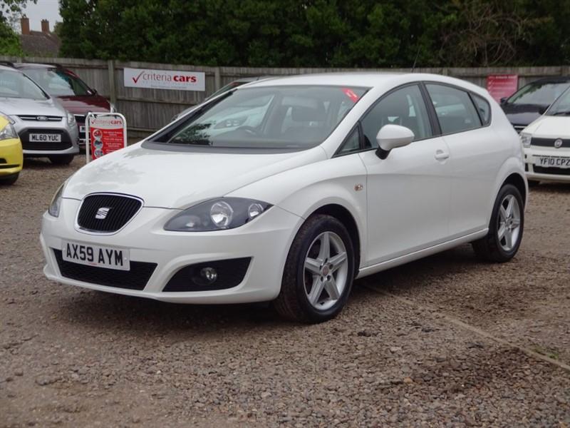 used SEAT Leon S EMOCION TDI in cambridgeshire-for-sale