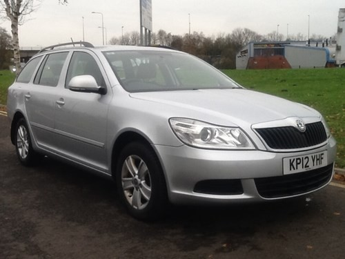used Skoda Octavia SE TSI in cambridgeshire-for-sale