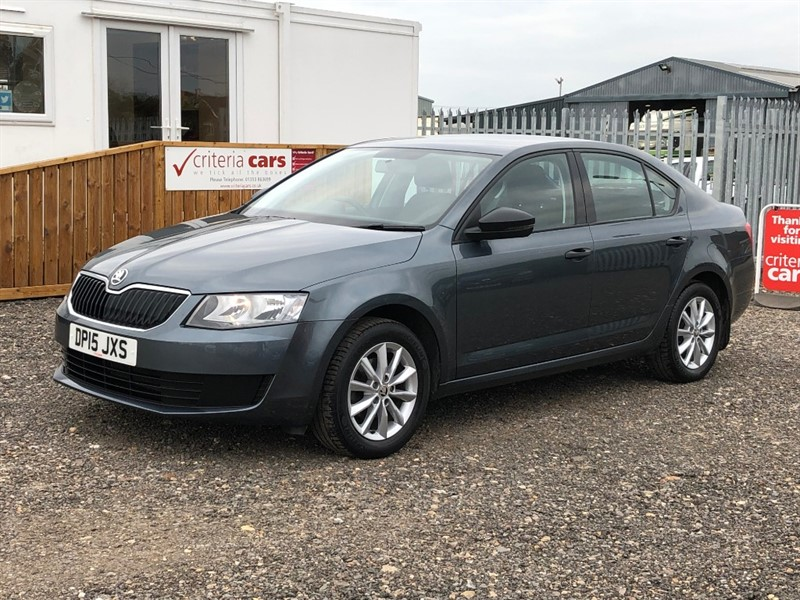 used Skoda Octavia S TSI in cambridgeshire-for-sale