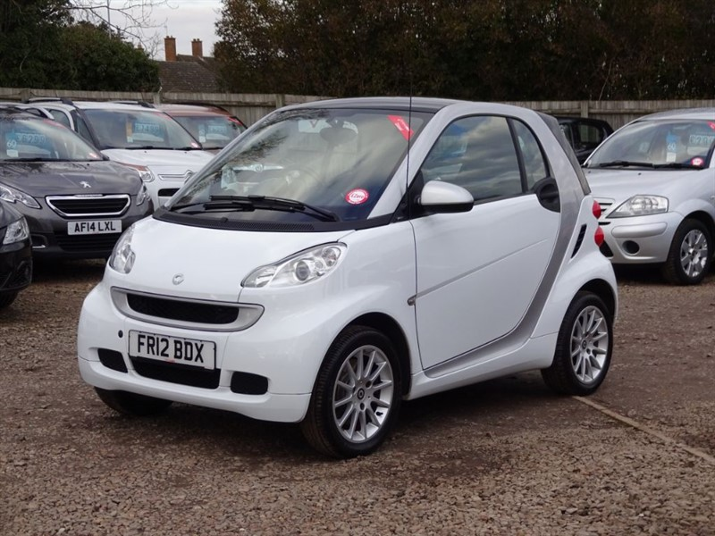 used Smart Car Fortwo Coupe PASSION CDI in cambridgeshire-for-sale