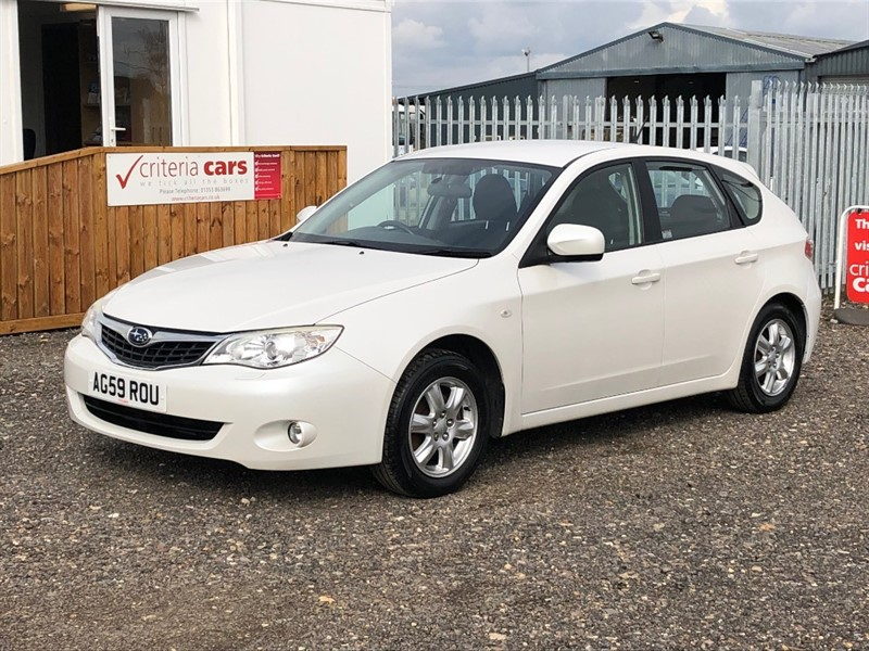 used Subaru Impreza RX used cars Ely, Cambridge in cambridgeshire-for-sale