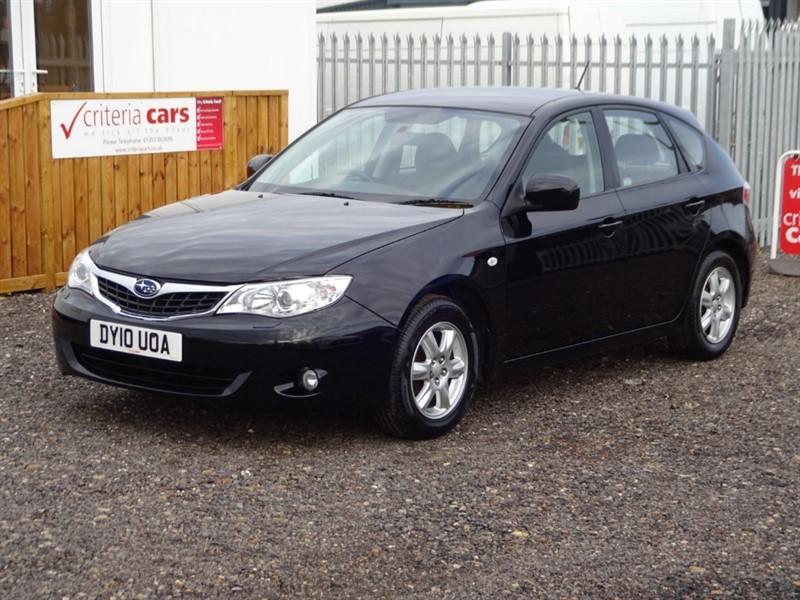 used Subaru Impreza RX in cambridgeshire-for-sale