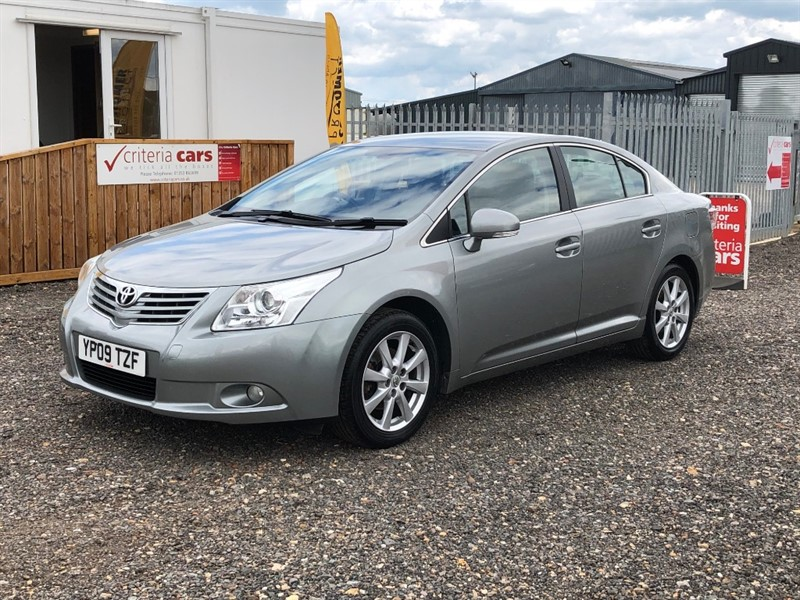 used Toyota Avensis VALVEMATIC TR used cars Ely, Cambridge in cambridgeshire-for-sale