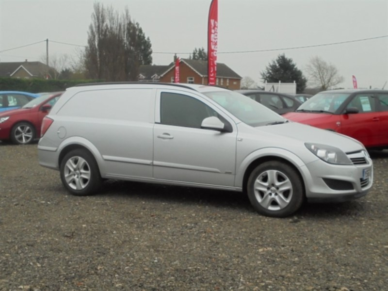 used Vauxhall Astra SPORTIVE CDTI in cambridgeshire-for-sale