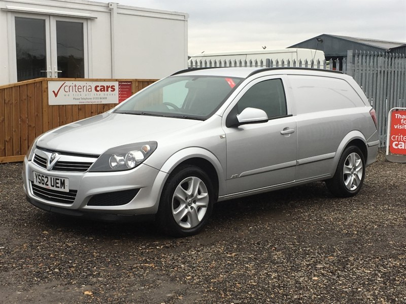 used Vauxhall Astra SPORTIVE CDTI ***NO VAT*** in cambridgeshire-for-sale