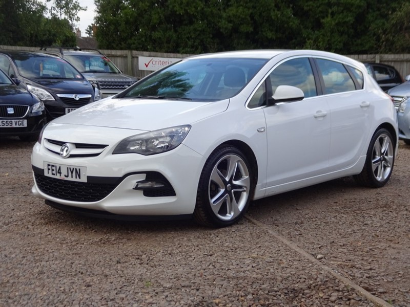 used Vauxhall Astra LIMITED EDITION in cambridgeshire-for-sale