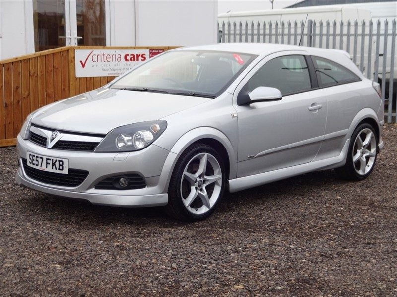 used Vauxhall Astra SRI + CDTI 150 in cambridgeshire-for-sale