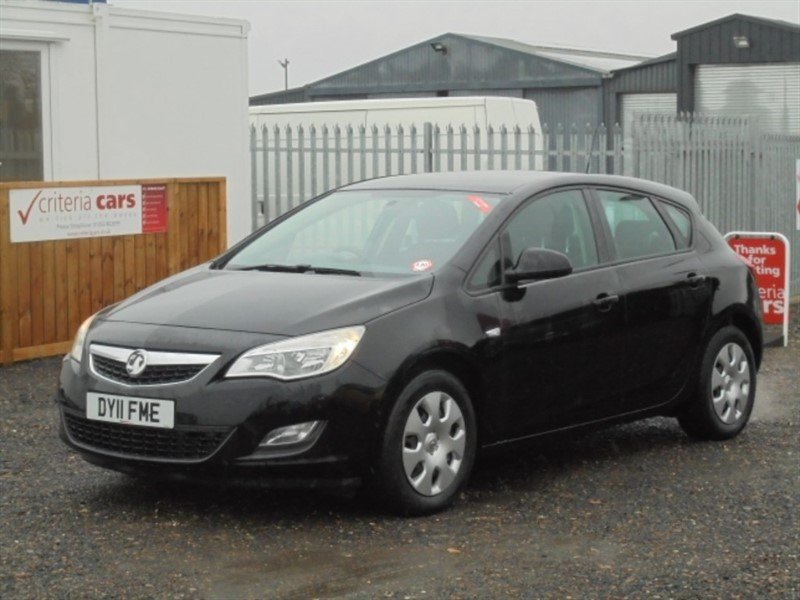used Vauxhall Astra EXCLUSIV CDTI in cambridgeshire-for-sale