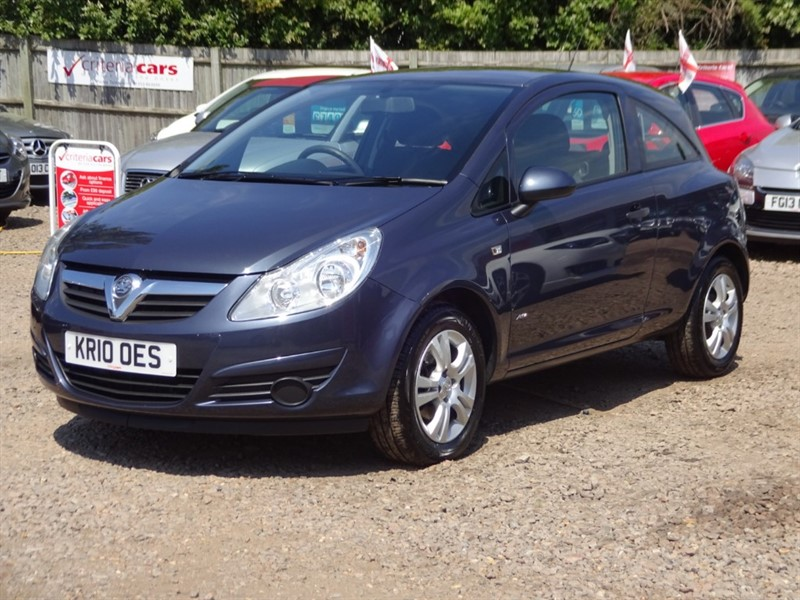 used Vauxhall Corsa ACTIVE in cambridgeshire-for-sale