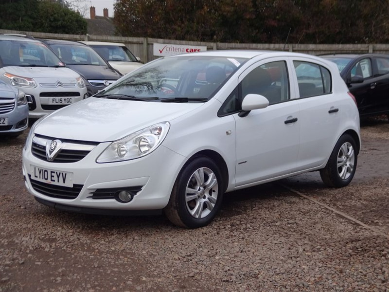 used Vauxhall Corsa ENERGY in cambridgeshire-for-sale
