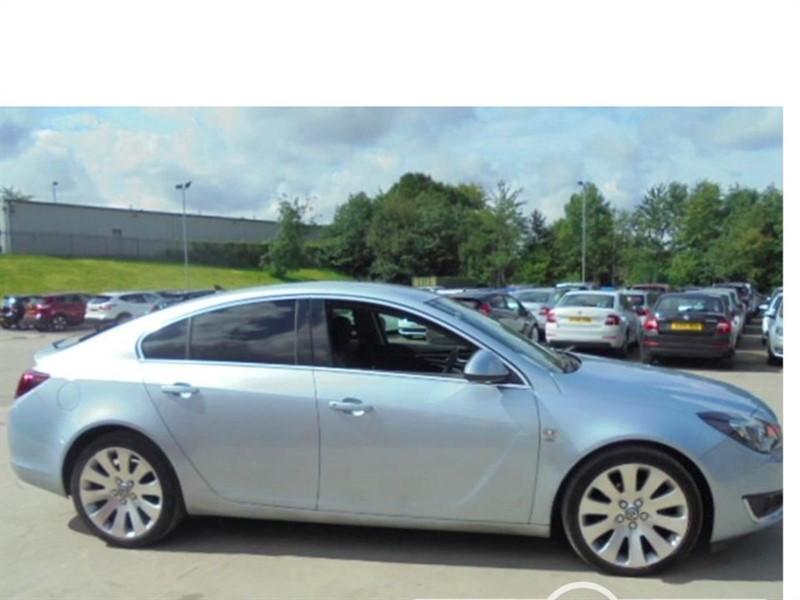 used Vauxhall Insignia ELITE NAV CDTI ECOFLEX S/S in cambridgeshire-for-sale