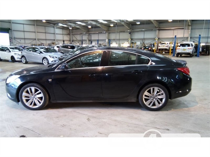 used Vauxhall Insignia SRI CDTI NAV in cambridgeshire-for-sale