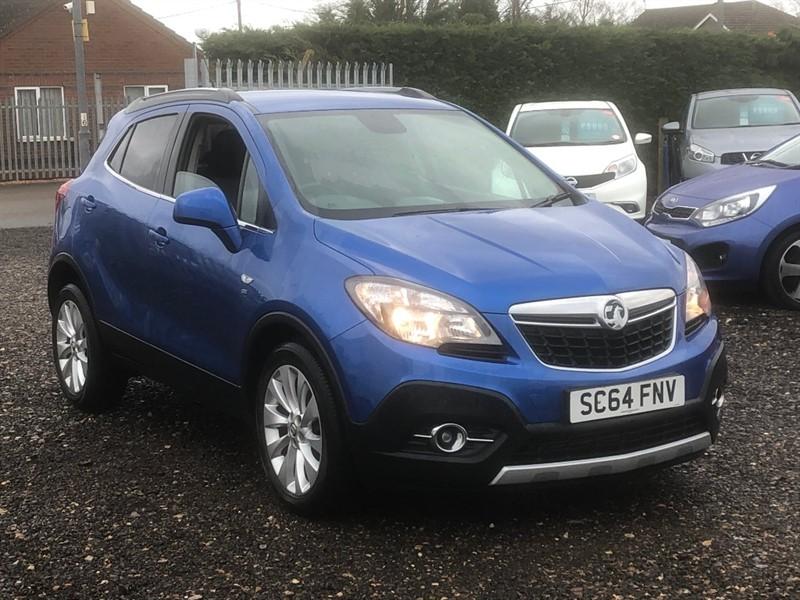 used Vauxhall Mokka SE CDTI S/S in cambridgeshire-for-sale