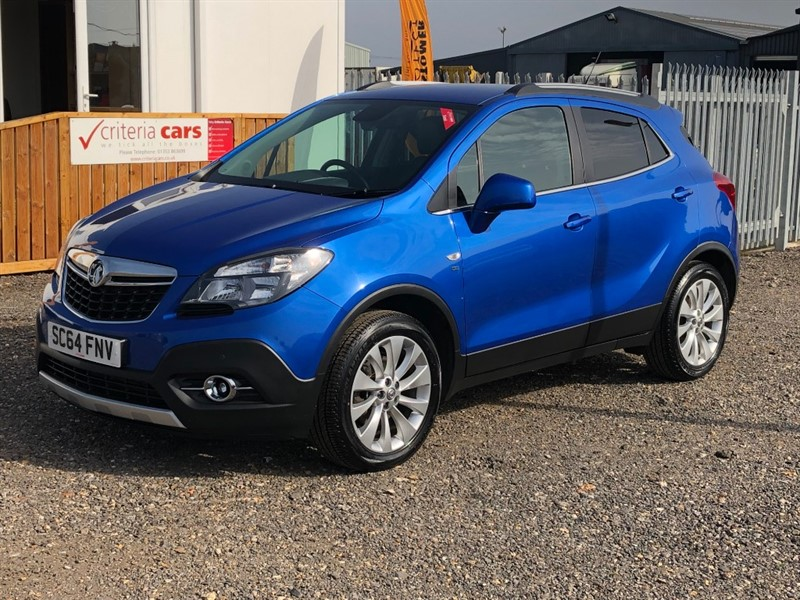 used Vauxhall Mokka SE CDTI S/S in cambridgeshire-for-sale