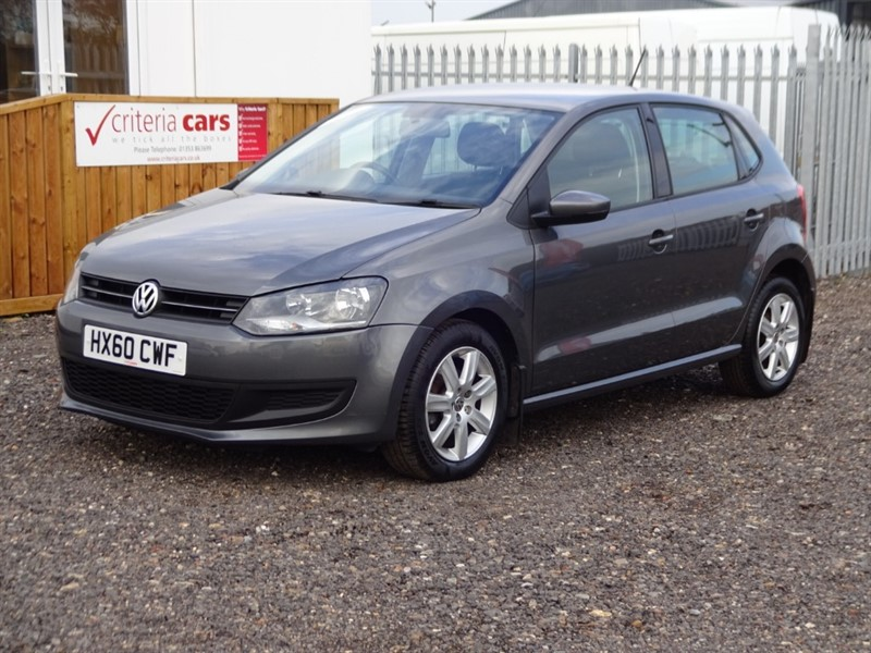 used VW Polo SE DSG in cambridgeshire-for-sale