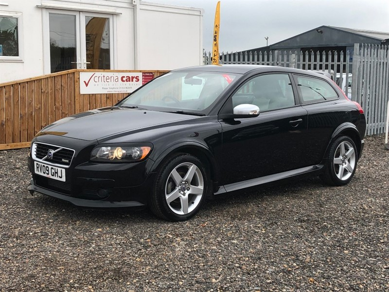 used Volvo C30 D SPORT AUTOMATIC used cars Ely, Cambridge in cambridgeshire-for-sale