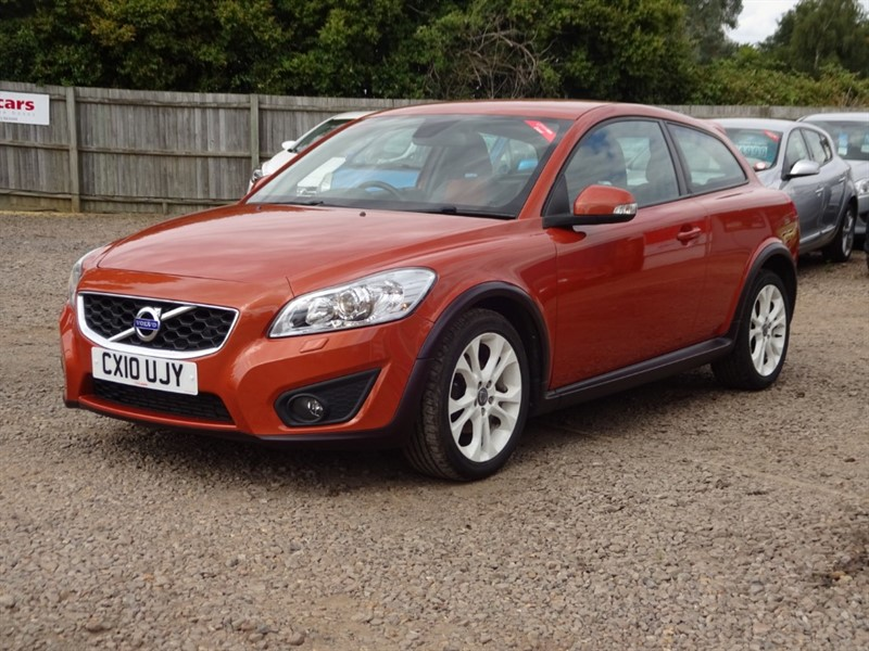 used Volvo C30 D SE in cambridgeshire-for-sale