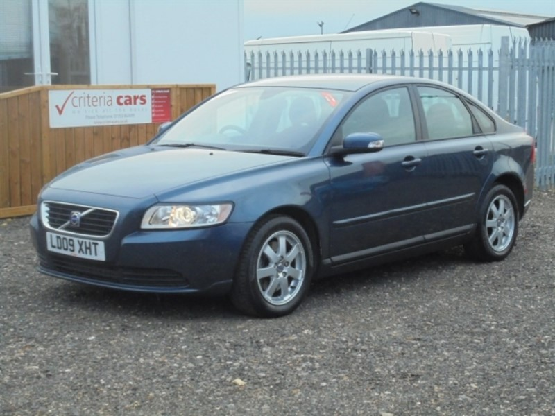used Volvo S40 S in cambridgeshire-for-sale