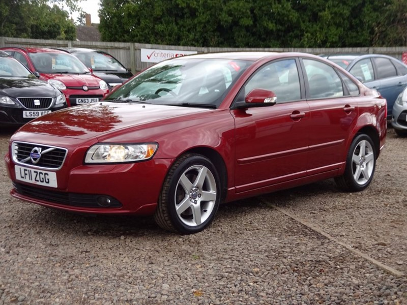 used Volvo S40 D3 SE in cambridgeshire-for-sale